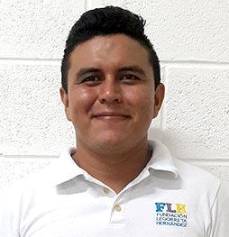 Aldrín Xiu - Responsable de Educación Media Ek-Balam - legorretahernandez.com