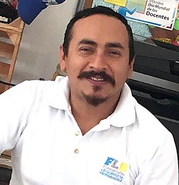 Ángel Cruz - Líder de Casa Comunitaria Kimbilá - legorretahernandez.com