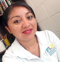 Aracely Pech - Responsable de Educación Kimbilá - legorretahernandez.com