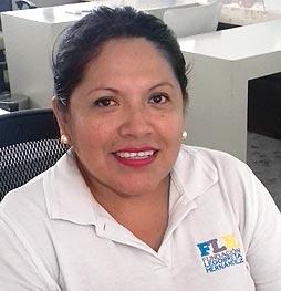 Carmina Trejo - Responsable de Apoyo en Puntos de Venta Yucatán - legorretahernandez.com