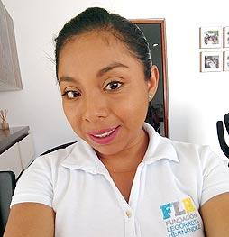 Isabel Cauich - Auxiliar Administrativo - legorretahernandez.com