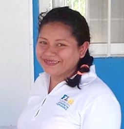 María Garcia - Responsable de Huertos Ecológicas - legorretahernandez.com