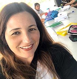 Nina Abraham - Líder de Ciudadanía - legorretahernandez.com