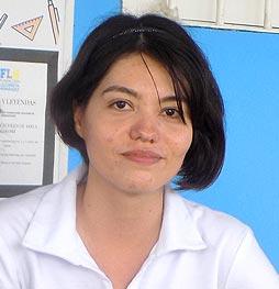 Scherezade Rivera - Responsable de Promoción Comunitaria Texán de Palomeque y Hunkanab - legorretahernandez.com